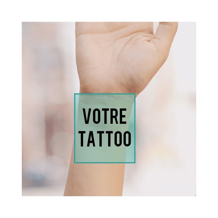 tatouage temporaire animaux 2 tatouage temporaire personnalis l 39 unit tatouage ph m re. Black Bedroom Furniture Sets. Home Design Ideas