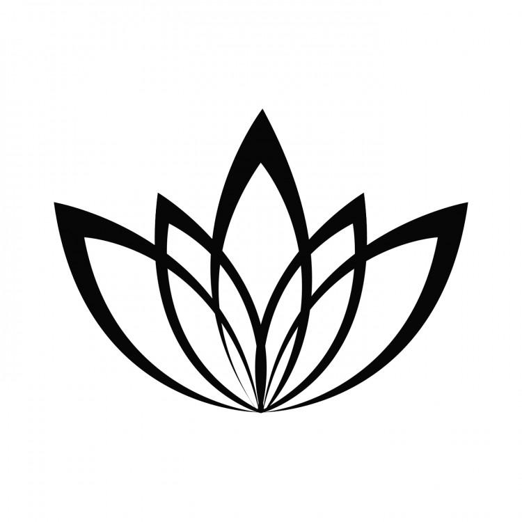 Fleur De Lotus tatouage temporaire fleur de lotus